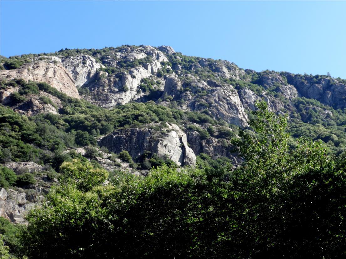Monte Coudrey, voie PA Raumer, Val d`Aoste