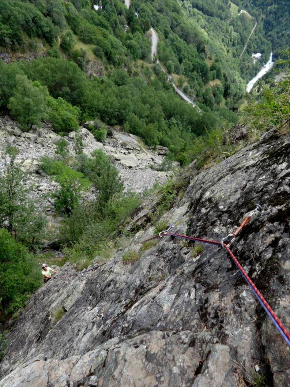 Collet de St-Christophe-en-Oisans, An 2000, longueur L1