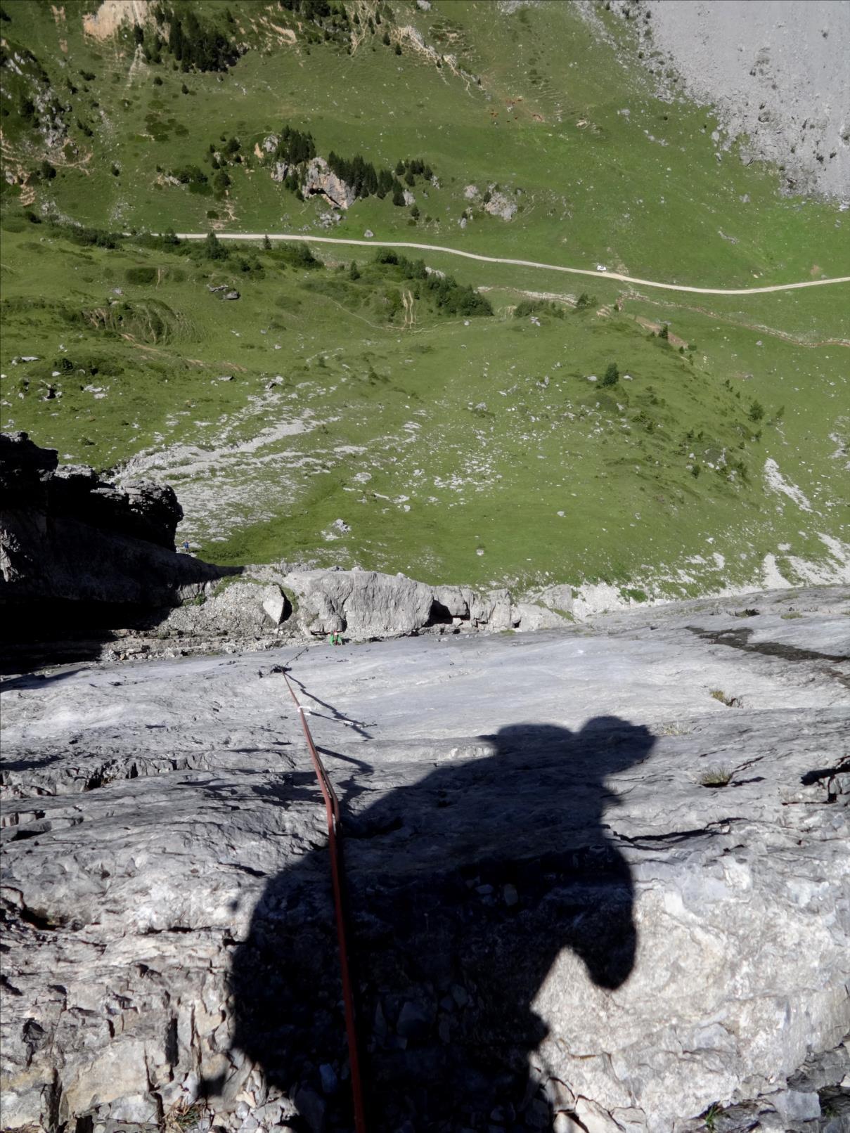 Sacré coup de Bio (L2), Montagne de la Petite Val, Vanoise