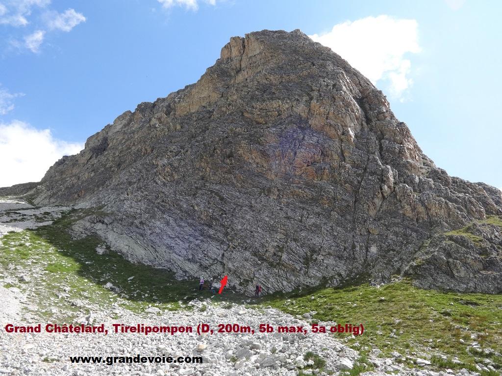 Grand Châtelard, `Tirelipompon`, Maurienne