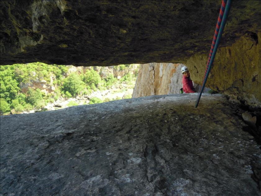 Voie Iseki, Gorges du Tarn