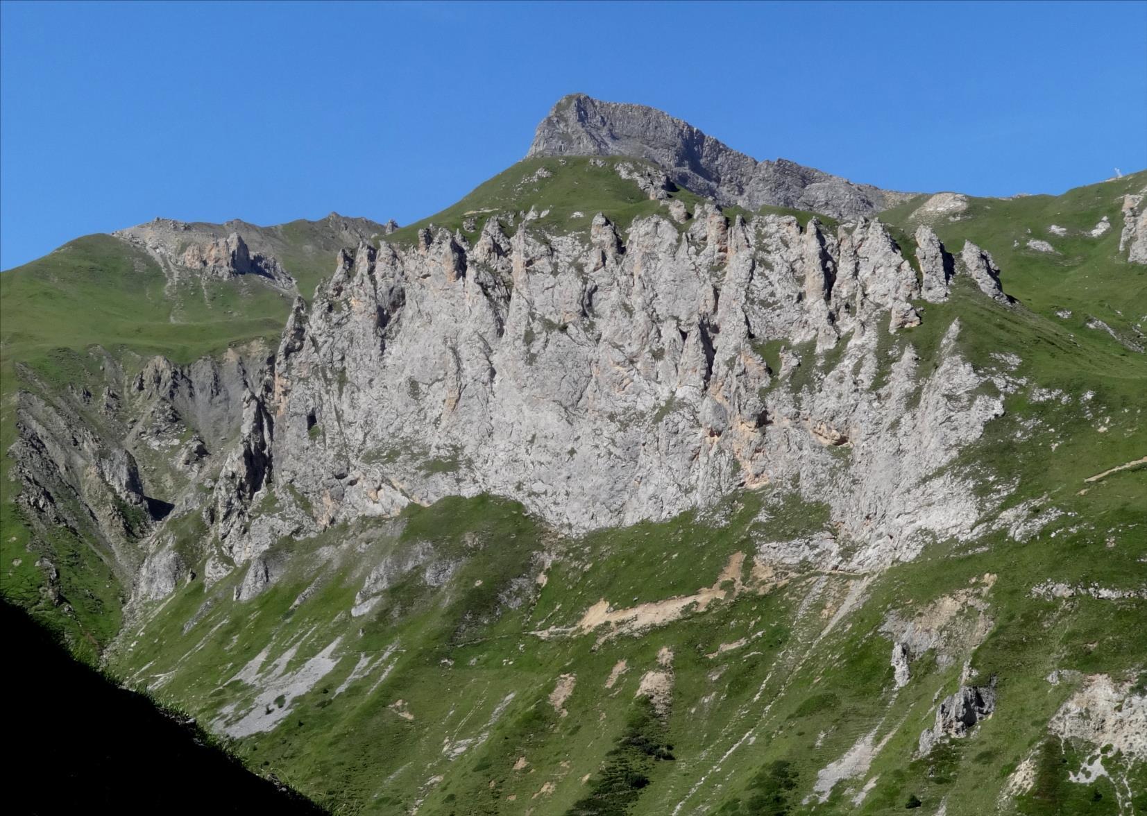 Montagne de la Grande Val, Vanoise