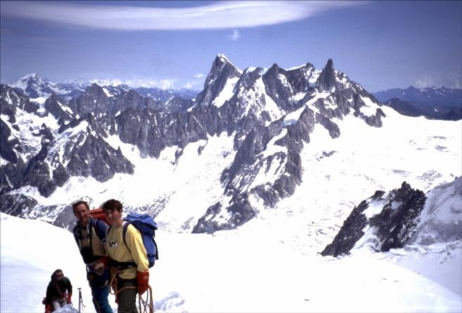 Mont Blanc du Tacul, Chamonix
